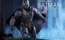 ムービー・マスターピース 『バットマン vs スーパーマン ジャスティスの誕生』 アーマード・バットマン 1/6 可動フィギュア