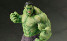 ARTFX+ AVENGERS MARVEL NOW! ハルク MARVEL NOW! 1/10 簡易組立キット