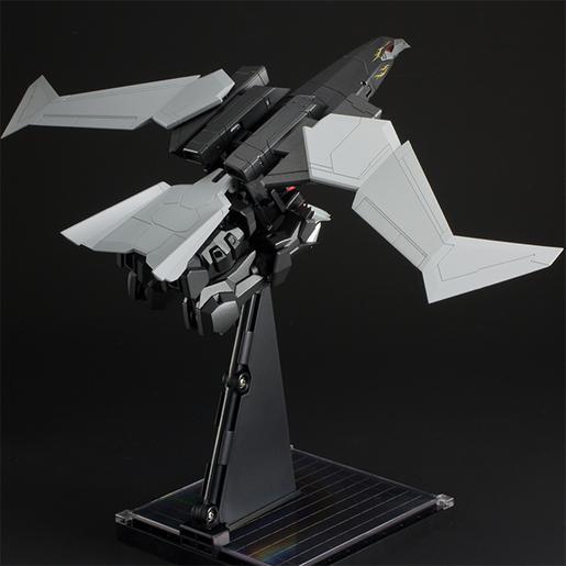 METAMOR-FORCE 『超獣機神ダンクーガ』 ブラックウイング ~リアルタイプカラーver.~ 可動フィギュア
