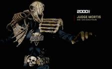 2000 AD JUDGE MORTIS(ジャッジ・モーティス) 1/12 可動フィギュア