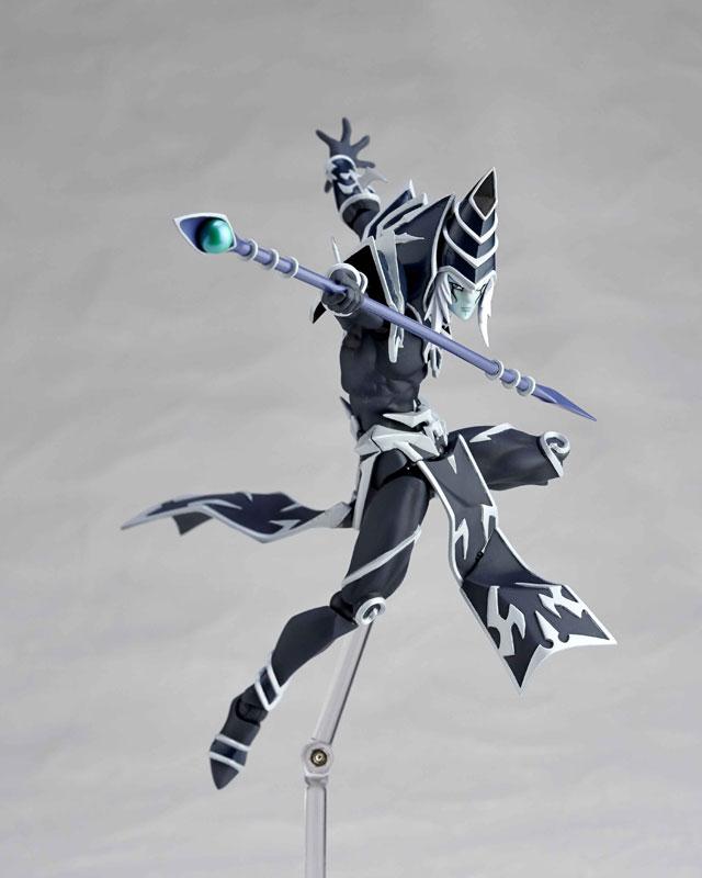 Vulcanlog(ヴァルカン-ログ) 010 遊☆戯☆王リボ ブラック・マジシャン ノンスケール 可動フィギュア