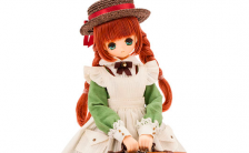 えっくす☆きゅーと ふぁみりー おとぎの国/赤毛の少女せら 完成品ドール