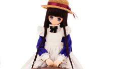 えっくす☆きゅーと ふぁみりー おとぎの国/黒髪の少女せら 完成品ドール