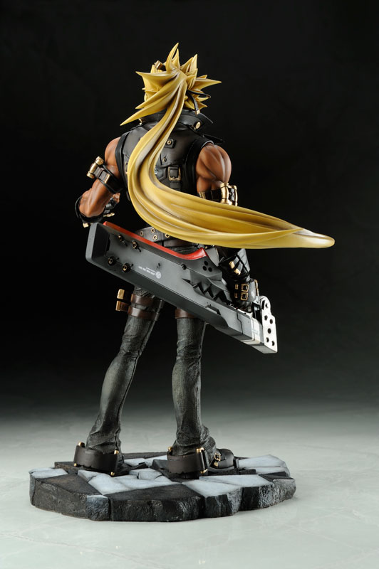 GUILTY GEAR Xrd -SIGN- ソル=バッドガイ Color 4 1/8 完成品フィギュア