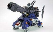 HMM ゾイド 1/72 RZ-013 バスタートータス プラモデル