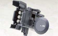 M.S.G モデリングサポートグッズ ウェポンユニット36 ミサイル&レドーム ノンスケール プラモデル