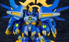 S.R.G-S 『スーパーロボット大戦OG』 ネオ・グランゾン ノンスケール プラモデル
