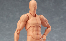 figma archetype next:he flesh color ver. ノンスケール 可動フィギュア