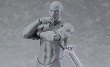 figma archetype next:he gray color ver. ノンスケール 可動フィギュア