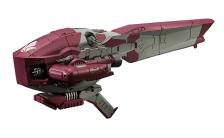 コスモフリートスペシャル 『機動戦士ガンダム 鉄血のオルフェンズ』 強襲装甲艦イサリビ 完成品フィギュア