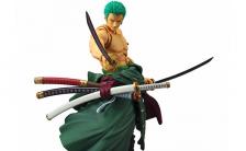 ヴァリアブルアクション Heroes 『ワンピース』 ロロノア・ゾロ 可動フィギュア