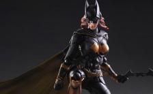 プレイアーツ改 『バットマン:アーカム・ナイト』 バットガール 可動フィギュア