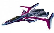 マクロスモデラーズ×技MIX 『マクロスΔ』 技MCR13 VF-31C ジークフリード ミラージュ機 ファイターモード プラモデル