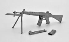 リトルアーモリー LA020 1/12 89式5.56mm小銃タイプ プラモデル