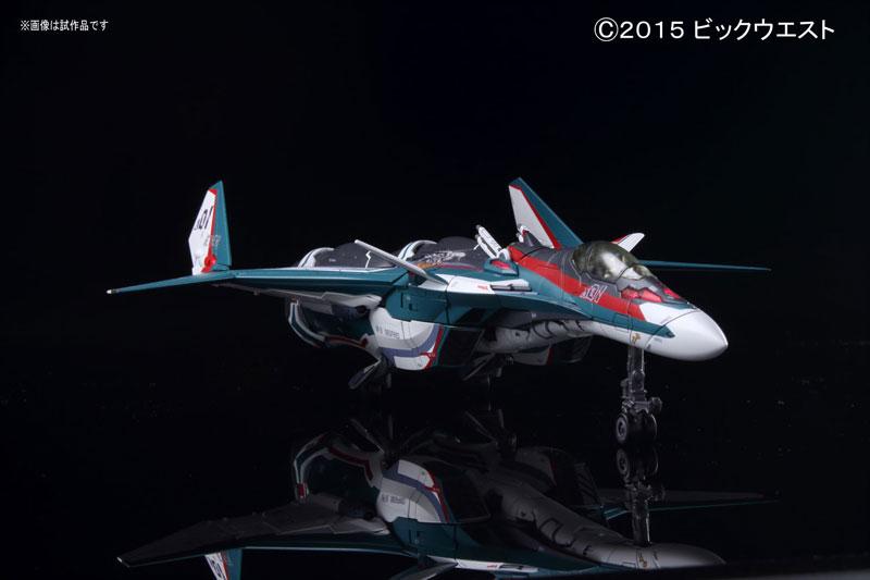 マクロスΔ 1/72 VF-31S ジークフリード(アラド・メルダース機) プラモデル