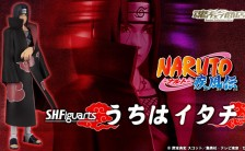S.H.フィギュアーツ 『NARUTO-ナルト- 疾風伝』 うちはイタチ 可動フィギュア