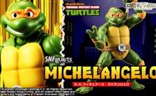 S.H.フィギュアーツ 『Teenage Mutant Ninja Turtles』 ミケランジェロ 可動フィギュア