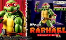 S.H.フィギュアーツ 『Teenage Mutant Ninja Turtles』 ラファエロ 可動フィギュア