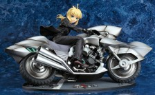 Fate/Zero セイバー&セイバー・モータード・キュイラッシェ 1/8 完成品フィギュア
