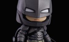 ねんどろいど 『バットマン vs スーパーマン ジャスティスの誕生』 バットマン ジャスティス・エディション ノンスケール 可動フィギュア