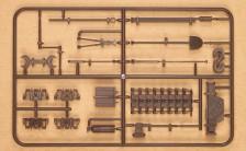 figma Vehicles 1/12 IV号戦車 車外装備品セット(茶)