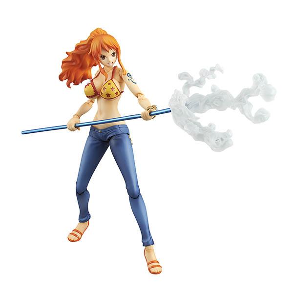 ヴァリアブルアクション Heroes 『ワンピース』 ナミ(Ver.パンクハザード) 可動フィギュア