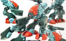 メタルボーイ 『超時空要塞マクロス』 グラージ 未塗装組立キット