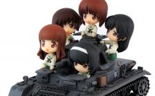 ぺあどっとキャラクターシリーズ 『ガールズ&パンツァー』 IV号戦車D型 エンディングVer.