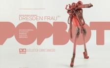 THE WORLD OF POPBOT(ワールド・オブ・ポップボット) Dresden Frau Lollistick Grave Dancer(ドレスデンフラウ・ロリスティックグレイヴダンサー) 1/6 可動フィギュア