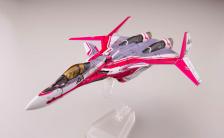 マクロスモデラーズ×技MIX 『マクロスΔ』 技MCR14 VF-31C ジークフリード ミラージュ機 ファイターモード プラモデル