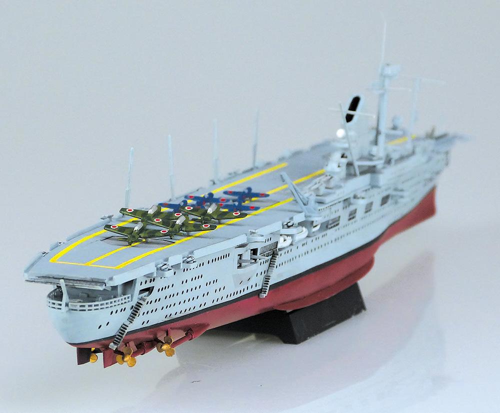 1/700 艦これプラモデル No.SP 艦娘 航空母艦 グラーフ・ツェッペリン
