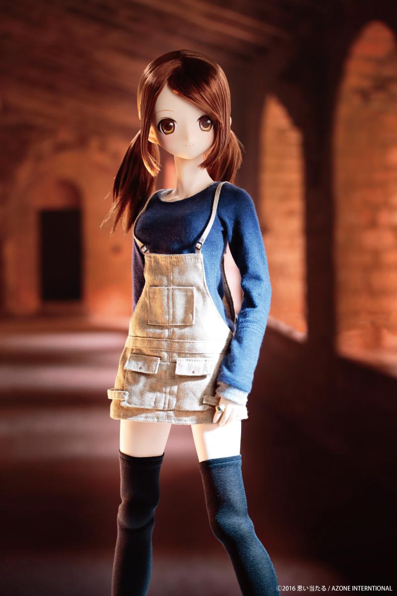 ブラックレイヴンシリーズ Luluna(ルルナ)/The Precious distance. ~月械の少女~ 完成品ドール