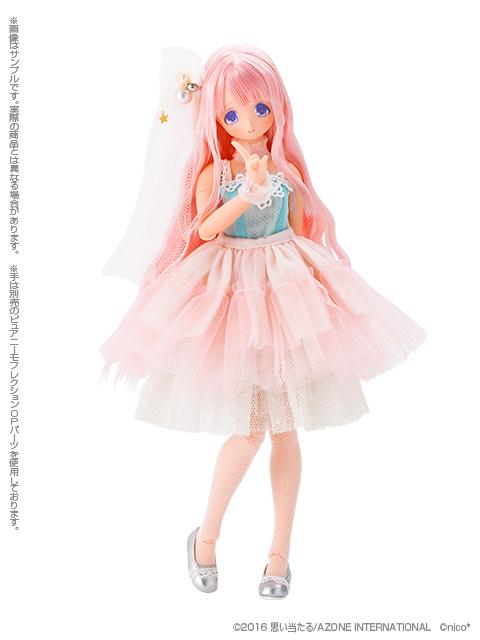 えっくす☆きゅーとふぁみりー:Otogi no kuni/Mermaid Princess Minami(みなみ)