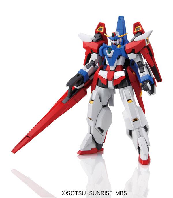 HG 『機動戦士ガンダムAGE』 1/144 ガンダムAGE-3 オービタル プラモデル