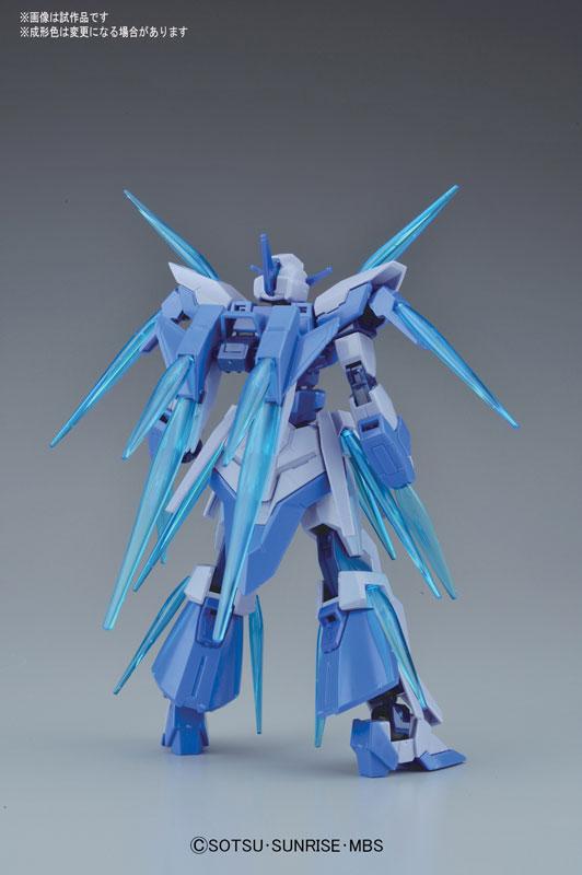 HG 『機動戦士ガンダムAGE』 1/144 ガンダムAGE-FX バースト プラモデル