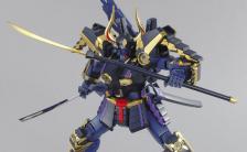MG 1/100 武者ガンダムMk-II プラモデル