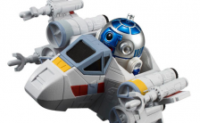 STAR WARS CONVERGE VEHICLE TIE ADVANCE X-wing