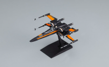 スター・ウォーズ ビークルモデル 003 Xウイング・ファイター ポー専用機 プラモデル