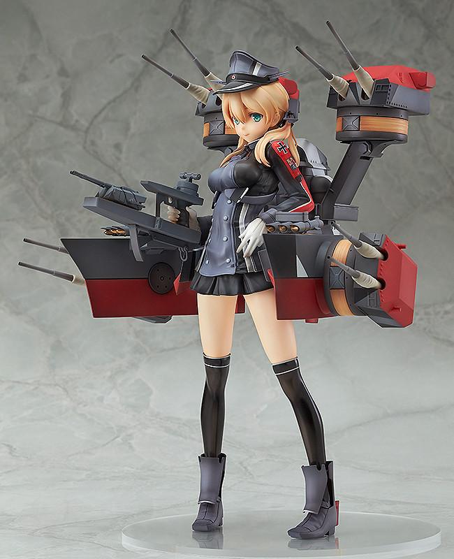 『艦隊これくしょん -艦これ-』 Prinz Eugen(プリンツ・オイゲン) 1/8 完成品フィギュア