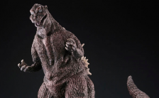 Sci-Fi MONSTER soft vinyl model kit collection ゴジラ1954 1/250 未塗装組立キット