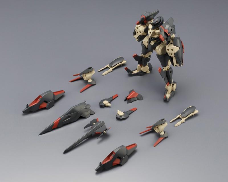 フレームアームズ 1/100 JX-25T レイダオ プラモデル