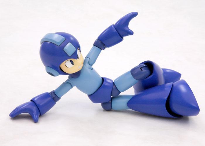 『ROCKMAN』 ロックマン 1/10 プラモデル