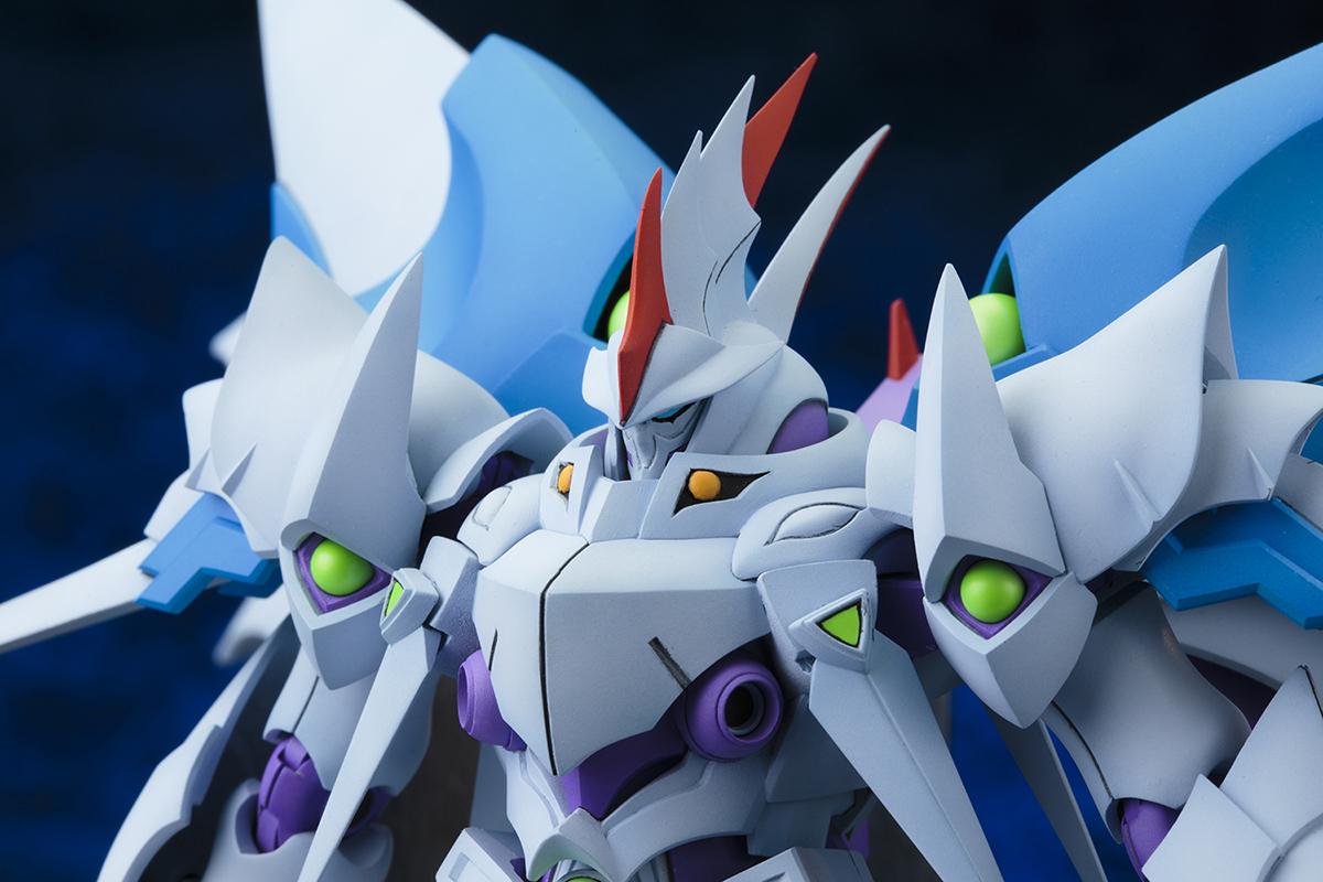 S.R.G-S 『スーパーロボット大戦OG ORIGINAL GENERATIONS』 サイバスター(精霊憑依Ver.) ノンスケール プラモデル
