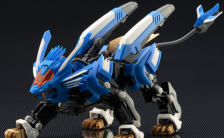 ZA(ZOIDS AGGRESSIVE) 『ゾイド』 1/100 ブレードライガーAB 可動フィギュア