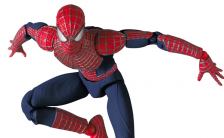 マフェックス No.003 MAFEX SPIDER-MAN (THE AMAZING SPIDER-MAN2) ノンスケール 可動フィギュア