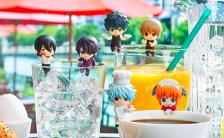 お茶友シリーズ 銀魂 YOROZUYA CAFE