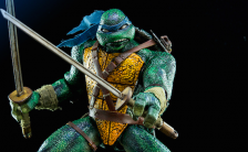 TEENAGE MUTANT NINJA TURTLES Kevin Eastman TMNT - Leo(ケビン・イーストマンTMNT - レオ) 1/6 可動フィギュア