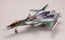 マクロスモデラーズ×技MIX 『マクロスΔ』 技MCR18 VF-31S ジークフリード アラド・メルダース機 ファイターモード プラモデル