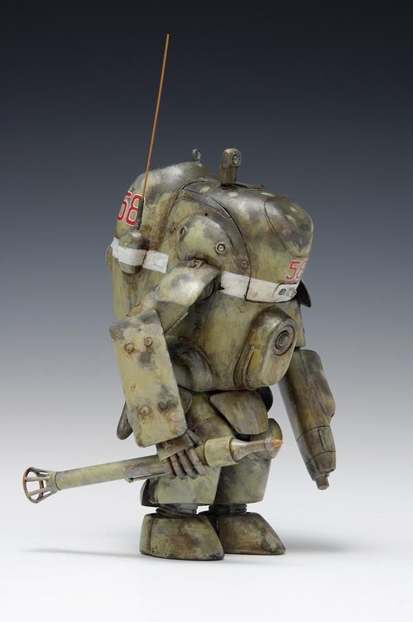 マシーネンクリーガー 1/20 P.K.A. Ausf L レオパルト プラモデル