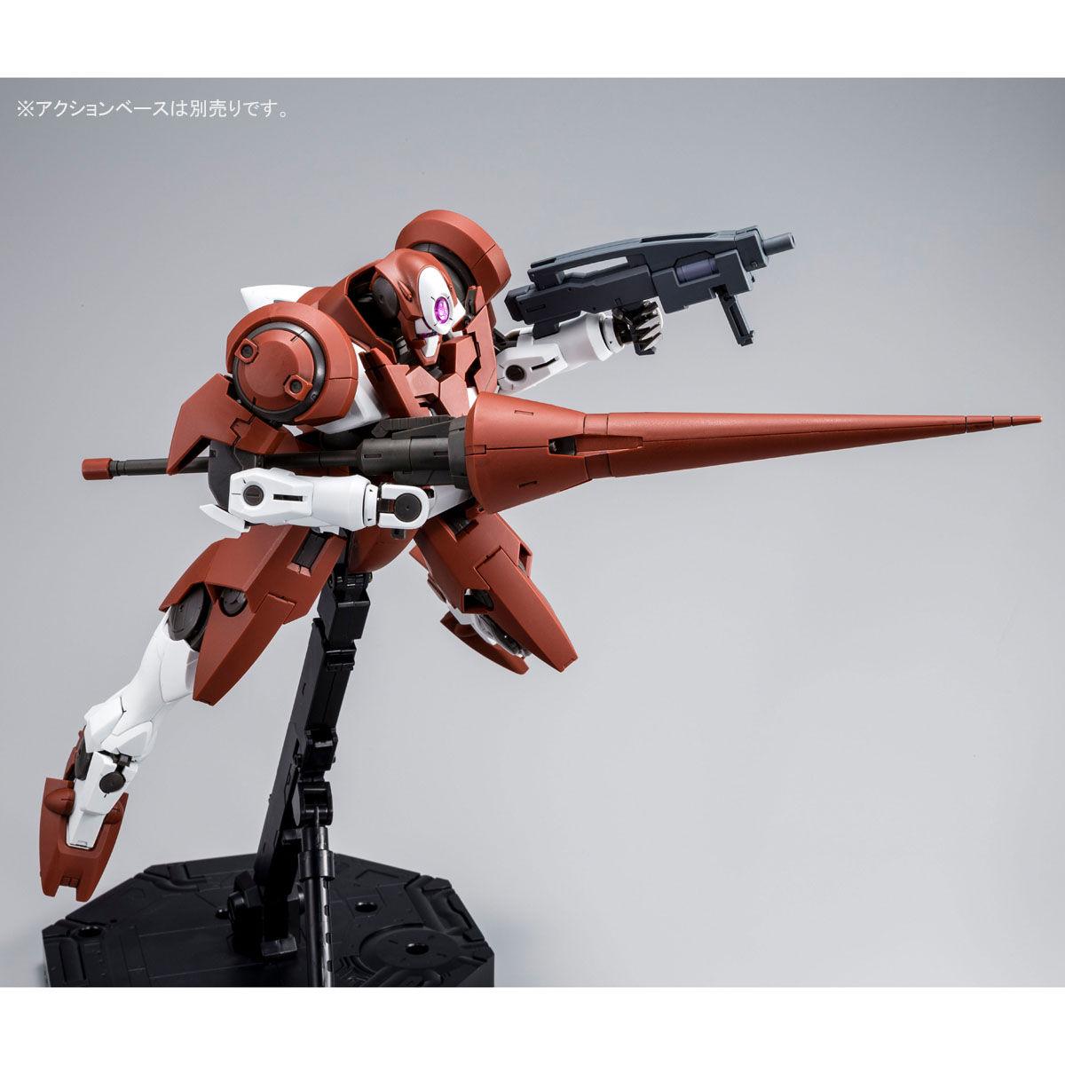 ガンプラ MG ジンクスIII(アロウズ型)